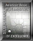 The American Association Of Webmasters, Silver Award - June 19, 2005