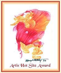 Artis Hot Site Award - February 13, 1999