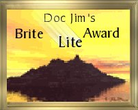 Doc Jim's Bright Lite Award - September 20, 2000